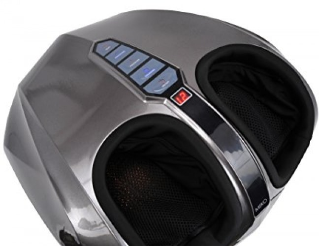 Miko Shiatsu Home Foot Massager Machine Review